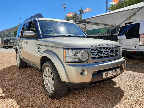 2014 Land Rover Discovery 4 3.0 Tdv6 Se  Western Cape Cape Town_0
