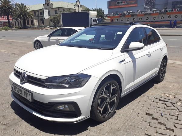 2018 Volkswagen Polo GP 1.0 TSI R-LINE DSG Gauteng Johannesburg_0