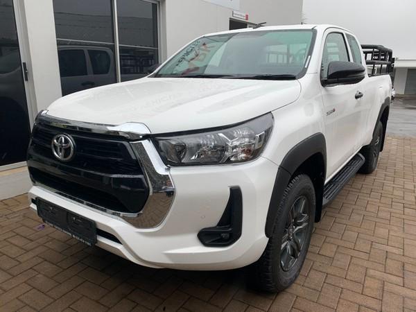 2020 Toyota Hilux 2.4 GD-6 RB Raider Auto PU ECab Kwazulu Natal Eshowe_0