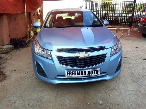2013 Chevrolet Cruze 1.6 L  Gauteng Bramley_0