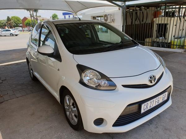 2013 Toyota Aygo 1.0 Wild 5dr  Gauteng Centurion_0