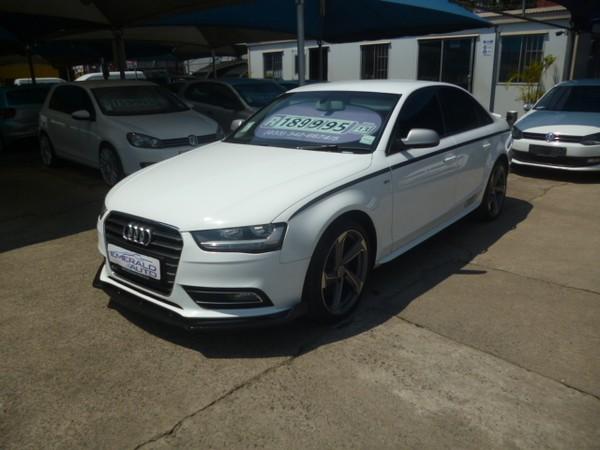 2013 Audi A4 2.0 Tdi Se Multitronic  Kwazulu Natal Pietermaritzburg_0