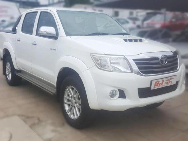 2011 Toyota Hilux 3.0 D-4d Raider 4x4 At Pu Dc  Kwazulu Natal Durban_0