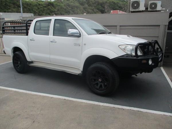 2009 Toyota Hilux 3.0 D-4d Raider 4x4 At Pu Dc  Kwazulu Natal Durban_0
