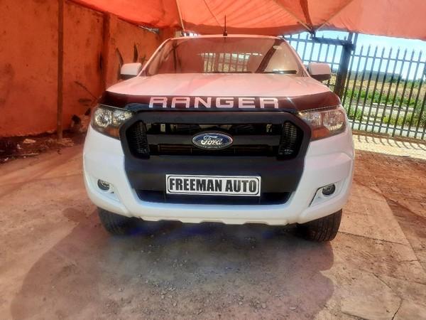 2017 Ford Ranger 2.2TDCi XL PU SUPCAB Gauteng Bramley_0