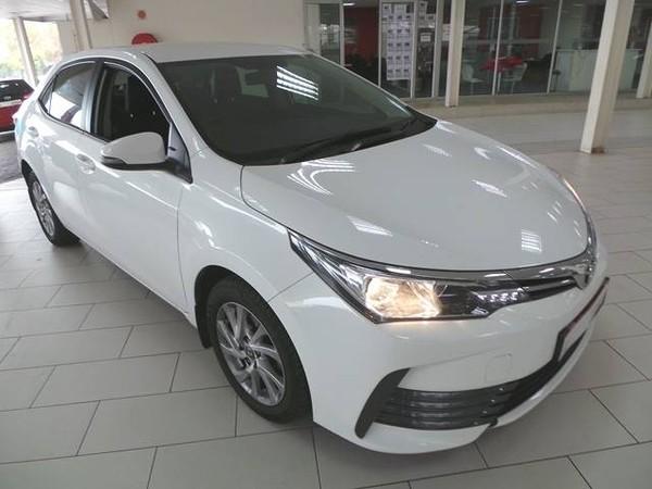 2019 Toyota Corolla 1.6 Prestige CVT Gauteng Alberton_0