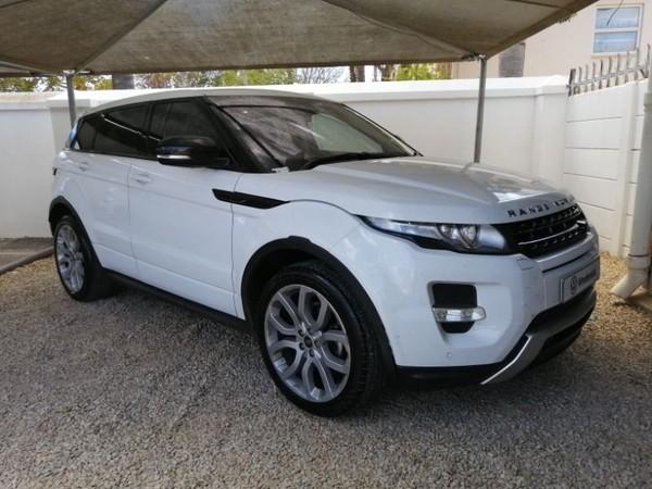 2013 Land Rover Evoque 2.0 Si4 Dynamic  Western Cape Vredendal_0