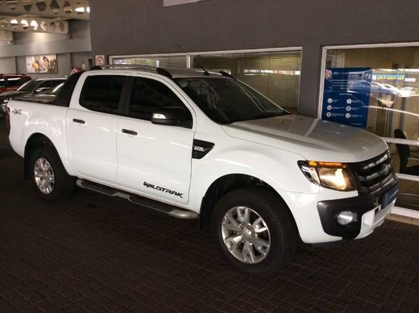 2015 Ford Ranger 3.2TDCi Wildtrak 4x4 Auto Double cab bakkie Mpumalanga Witbank_0
