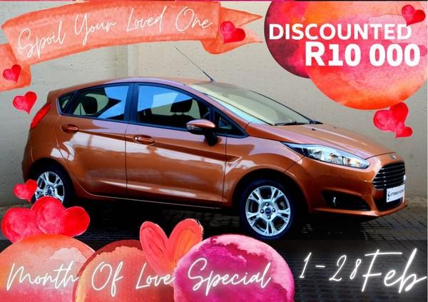 2014 Ford Fiesta 1.6 Tdci Trend 5dr  Gauteng Pretoria_0
