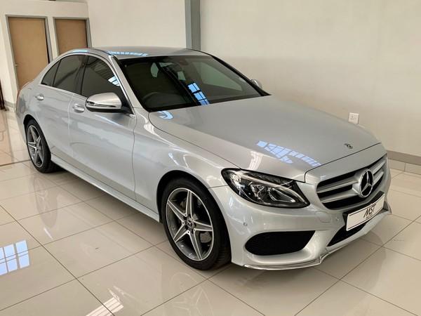 2017 Mercedes-Benz C-Class C 200 AMG Line Auto Kwazulu Natal Newcastle_0