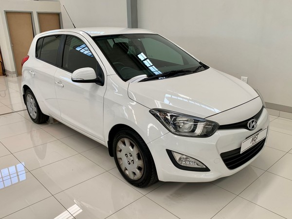 2014 Hyundai i20 1.4 Fluid  Kwazulu Natal Newcastle_0