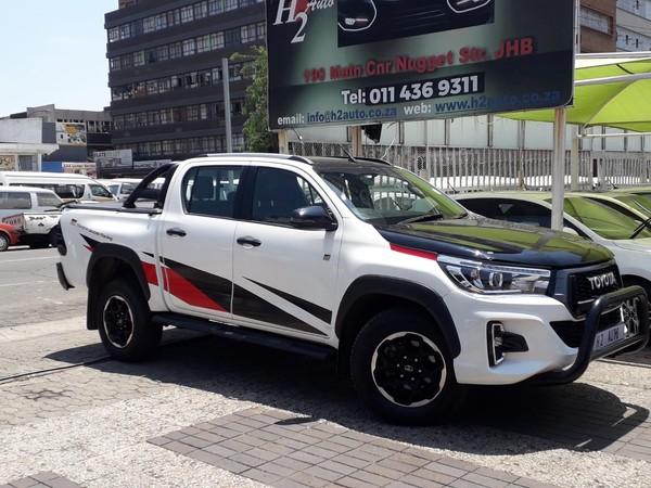 2020 Toyota Hilux 2.8 GD-6 GR-S 4X4 Auto Double Cab Bakkie Gauteng Johannesburg_0