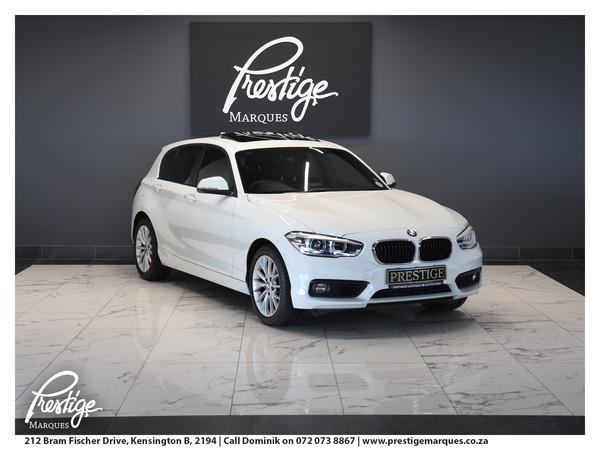 2019 BMW 1 Series 120d Sport Line 5DR Auto f20 Gauteng Randburg_0