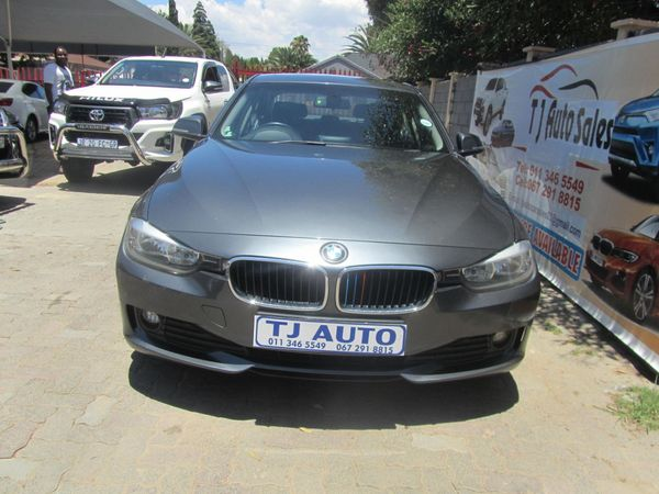 2015 BMW 3 Series 316i Auto Gauteng Bramley_0