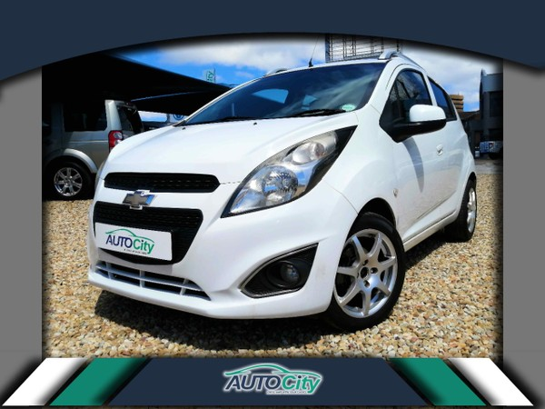 2014 Chevrolet Spark Pronto 1.2 FC Panel van Western Cape Bellville_0