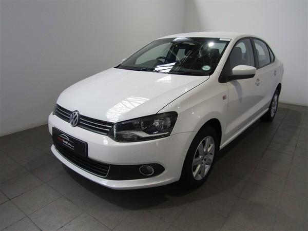 2012 Volkswagen Polo 1.4 Trendline  Kwazulu Natal Pinetown_0