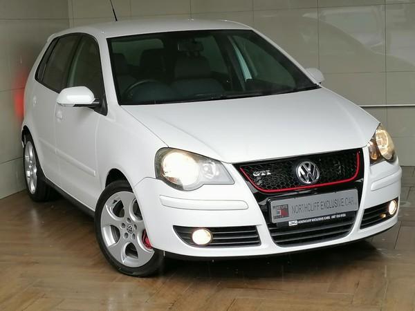 2008 Volkswagen Polo POLO GTI 1.8T Gauteng Randburg_0