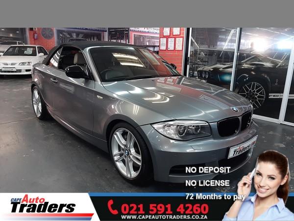 2011 BMW 1 Series 135i Convert Sport At  Western Cape Goodwood_0