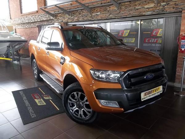 2018 Ford Ranger 3.2TDCi 3.2 WILDTRAK 4X4 Auto Double Cab Bakkie Gauteng Boksburg_0
