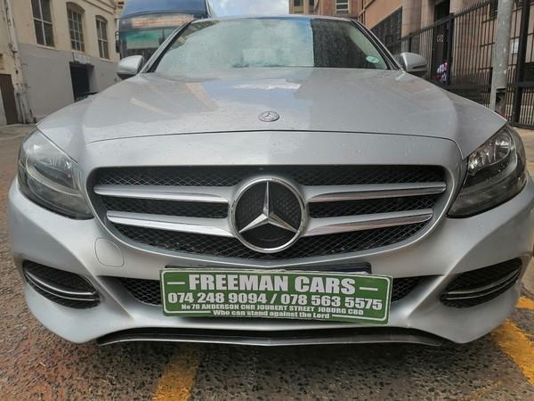 2014 Mercedes-Benz C-Class C200 Auto Gauteng Johannesburg_0