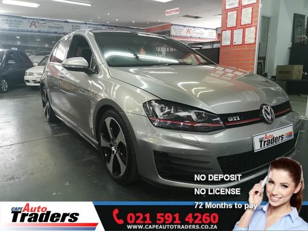 2014 Volkswagen Golf VII GTi 2.0 TSI DSG Western Cape Goodwood_0