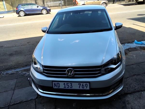 2015 Volkswagen Polo 1.6 Tdi Comfortline  Gauteng Pretoria_0