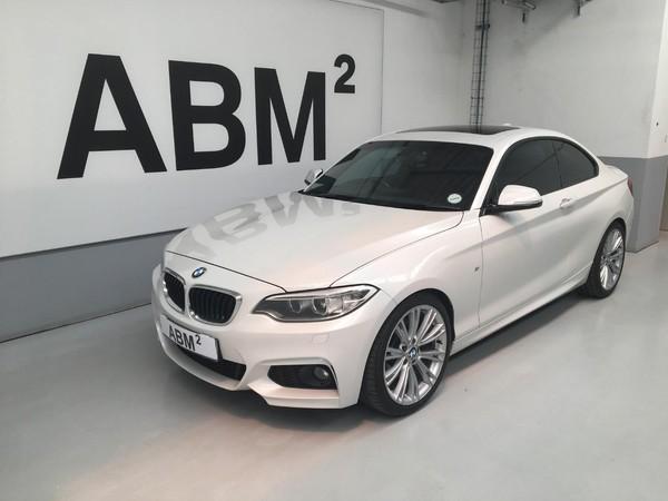 2015 BMW 2 Series 228i M Sport Auto Gauteng Midrand_0