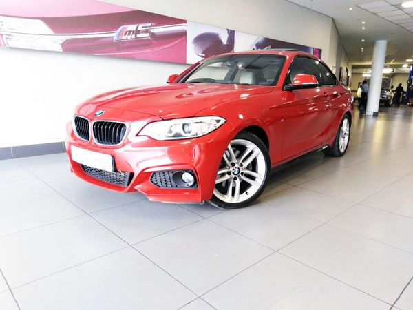 2015 BMW 2 Series 220i M Sport Auto Gauteng Four Ways_0