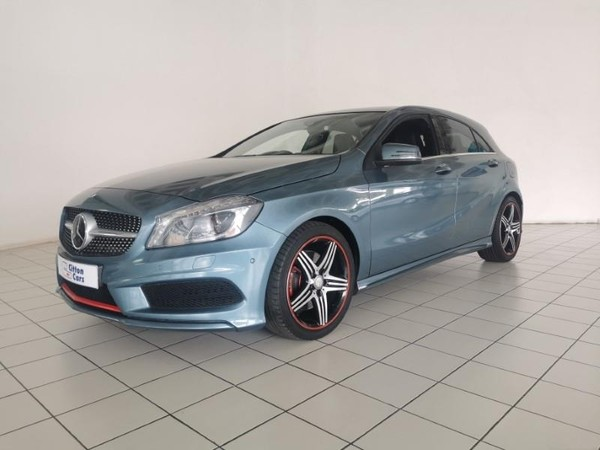 2013 Mercedes-Benz A-Class A 250 Sport At  Gauteng Pretoria_0