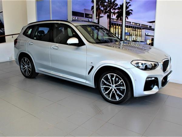 2019 BMW X3 sDRIVE 20i M-Sport G01 Western Cape Cape Town_0