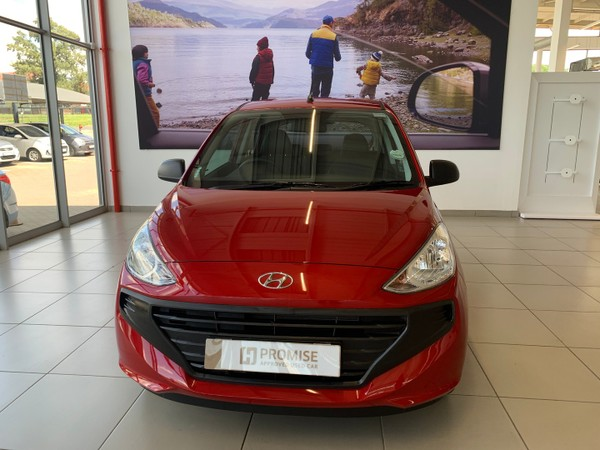 2020 Hyundai Atos 1.1 Motion Gauteng Kempton Park_0