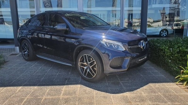 2017 Mercedes-Benz GLE-Class 450 AMG 4MATIC Western Cape Somerset West_0