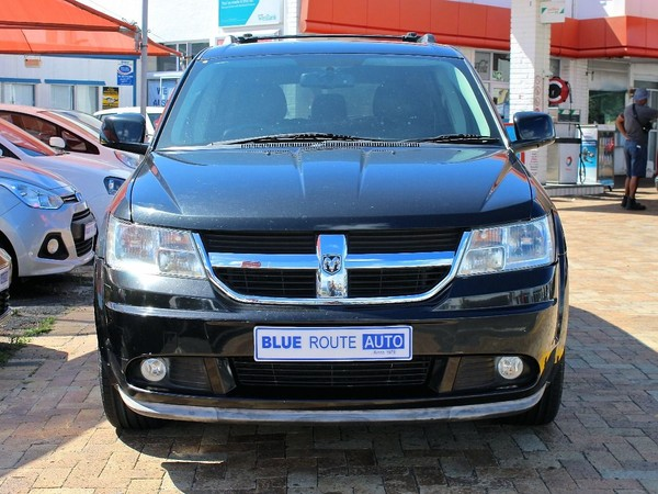2011 Dodge Journey 2.7 Rt At  Western Cape Cape Town_0