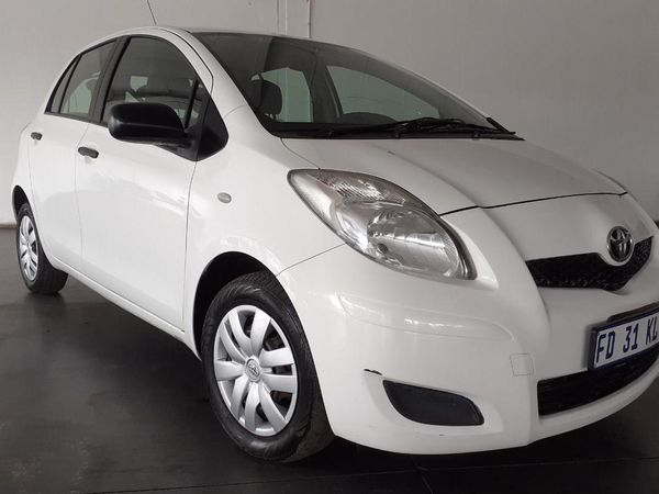 2010 Toyota Yaris T1 5dr Ac  North West Province Brits_0