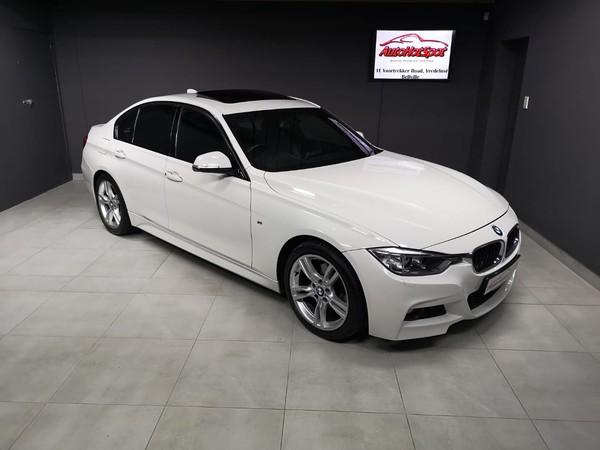 2012 BMW 3 Series 320d M Sport Line At f30  Western Cape Cape Town_0