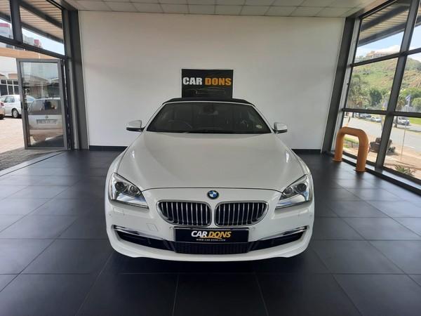 2012 BMW 6 Series 650i Convert At f12  Gauteng Roodepoort_0