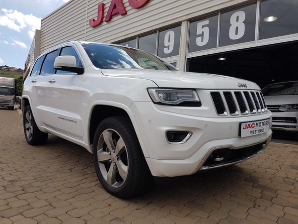 2017 Jeep Grand Cherokee 3.0L V6 CRD OLAND Gauteng Roodepoort_0
