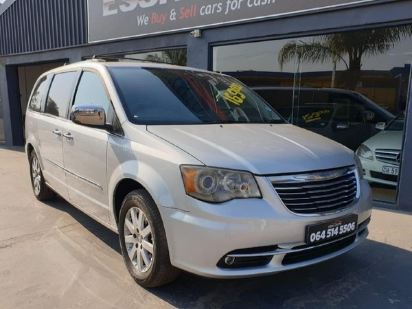 2012 Chrysler Grand Voyager 2.8 Limited At  North West Province Brits_0