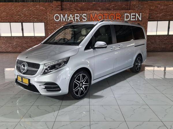 2020 Mercedes-Benz V-Class V250D AMG AUTOMATIC LATEST SPECK  Mpumalanga Witbank_0