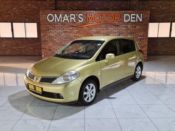 2006 Nissan Tiida 1.8 Acenta h34  Mpumalanga Witbank_0