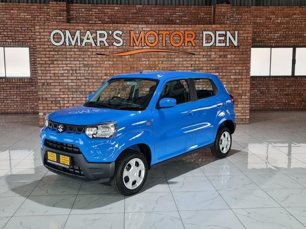 2020 Suzuki S-Presso 1.0 GL AMT Mpumalanga Witbank_0