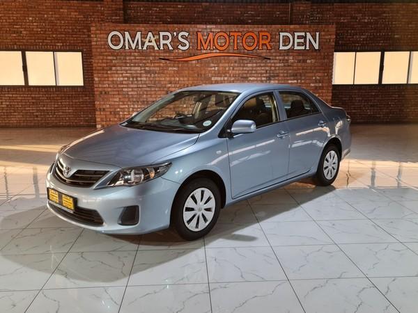 2019 Toyota Corolla Quest 1.6 Mpumalanga Witbank_0