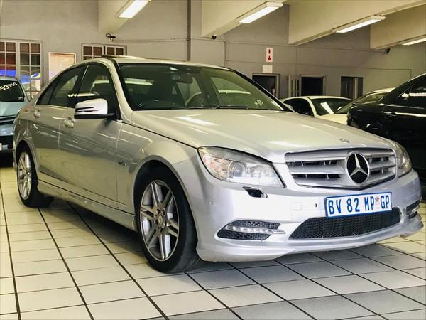 2012 Mercedes-Benz C-Class C 200k Estate Sport At  Gauteng Springs_0