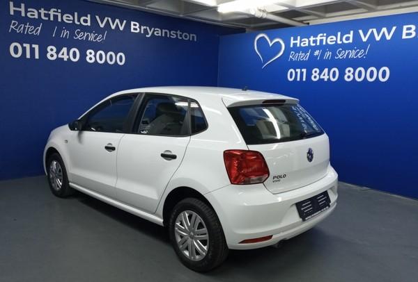 2021 Volkswagen Polo Vivo 1.4 Trendline 5-Door Gauteng Bryanston_0