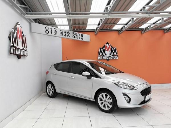 2018 Ford Fiesta 1.0 Ecoboost Trend 5-Door Gauteng Pretoria_0