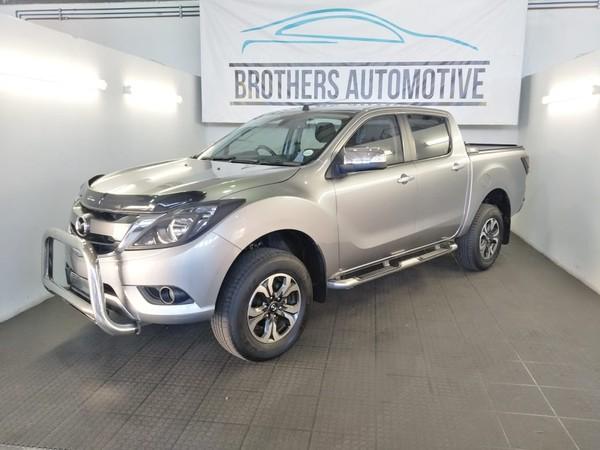 2018 Mazda BT-50 2.2 TDi SLE Auto Double Cab Bakkie Gauteng Roodepoort_0