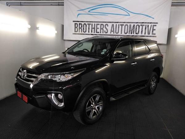 2018 Toyota Fortuner 2.4GD-6 RB Auto Gauteng Roodepoort_0