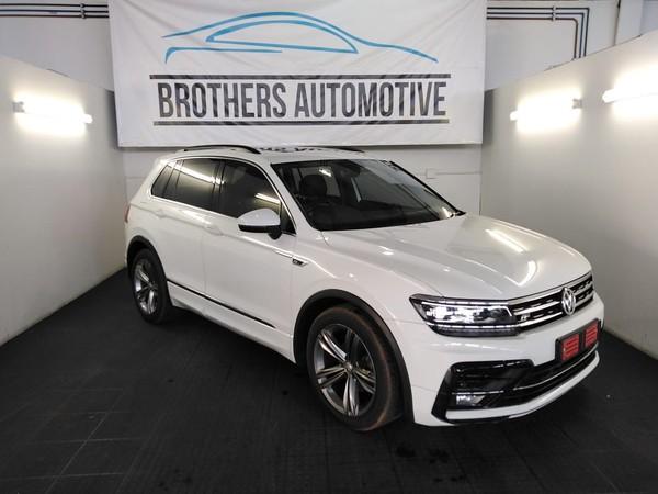 2017 Volkswagen Tiguan 2.0 TDi Comfortline Gauteng Roodepoort_0