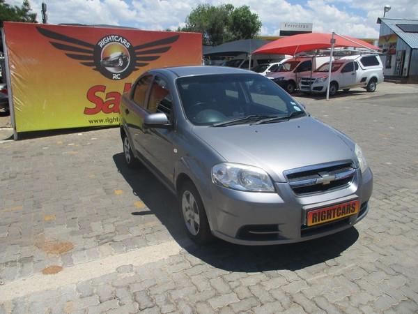 2007 Chevrolet Aveo 1.5 Ls  Gauteng North Riding_0