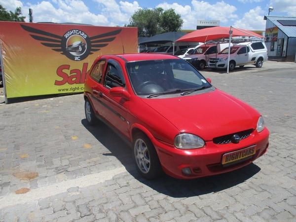 2002 Opel Corsa 1.6 Gsi Ltd Ac Cd  Gauteng North Riding_0